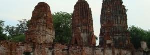 Wat Mahathat Relics (Ayutthaya)