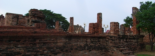 Ayutthaya Ancient Relics