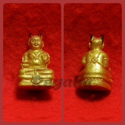 Kumanthong 2553 (Powder w Gold Leaf)